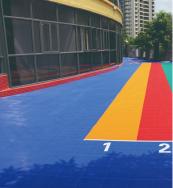 Hebei Maidong Plastic Floor Co., Ltd. Rubber Flooring