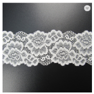 High quality border lace trim for dress