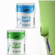 exterior wall paint green color