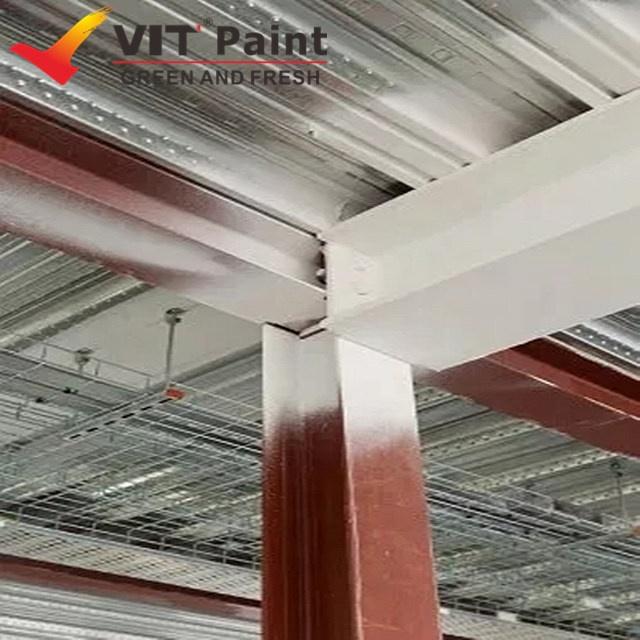 VIT Indoor steel structure fire proof coating