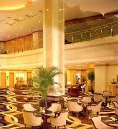 Hotel Luxury Pattern Commercial Axminster Carpet for lobby