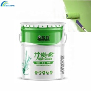 Fresh smell health protection wall interior paint emulsion latex interior wall paint