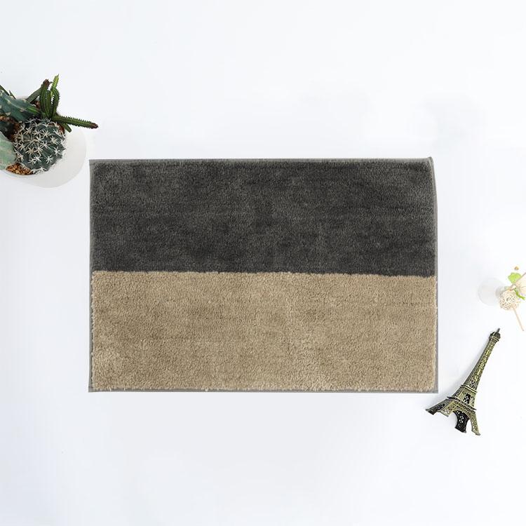 (CHAKME) Printed Water Absorbent Anti Slip Waterproof Floor Mat