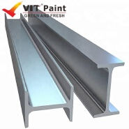 VIT Fire resistant paint for steel beams, intumescent coatings for structural steel, 2 hour fire rated paint