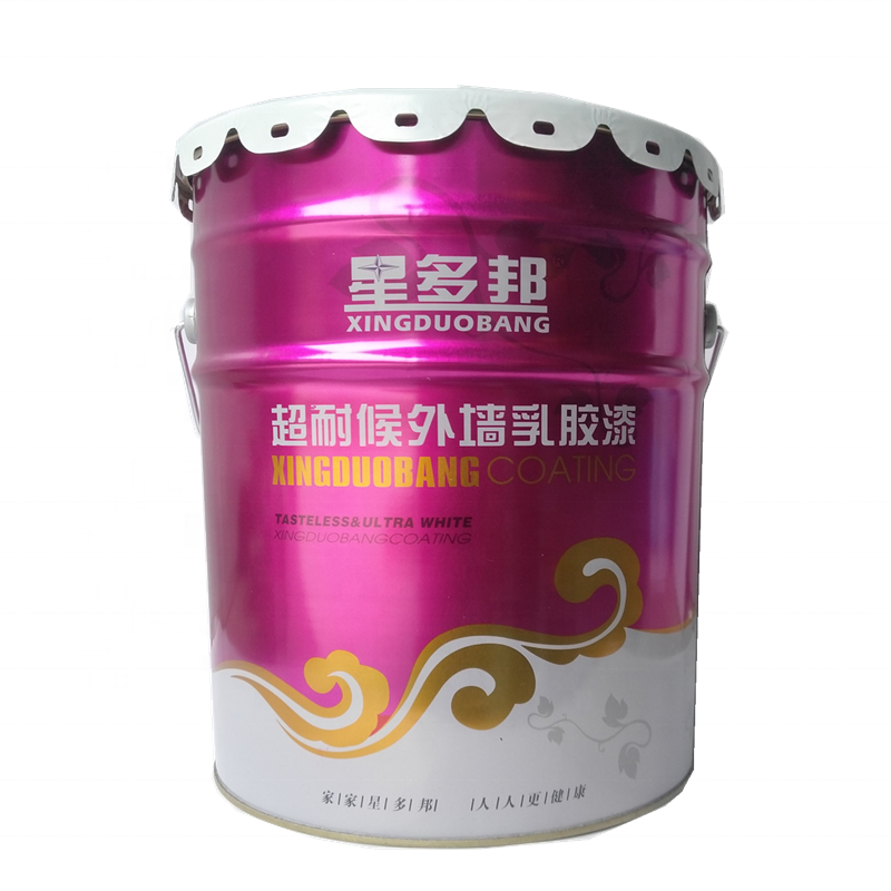 outside wall house paint factory low price