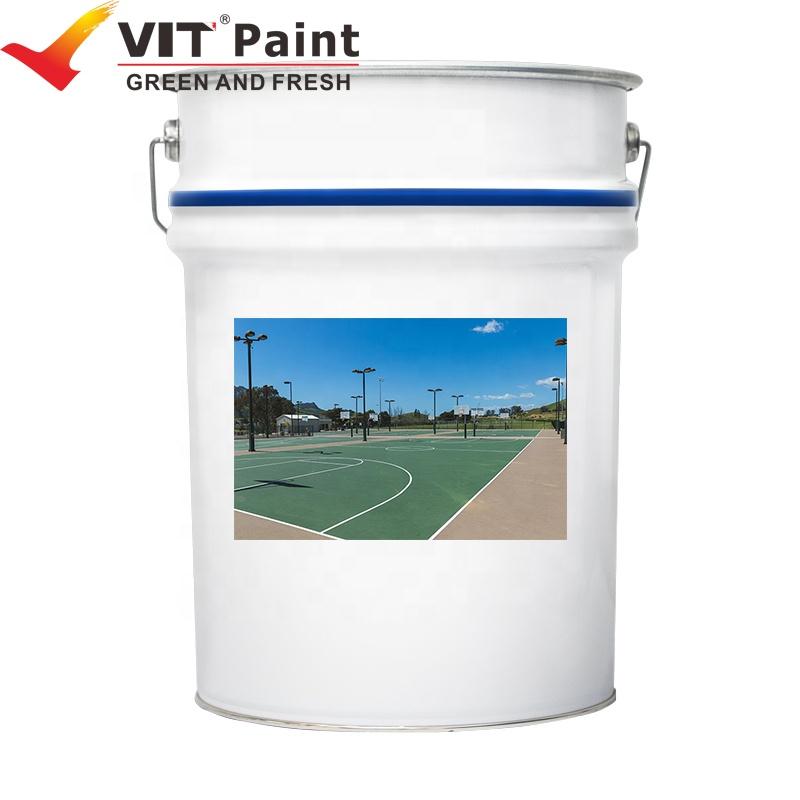 WAM-9212 VIT Commercial industrial acrylic cement paints outdoor flooring paint