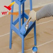 Transparent wooden paint coating wooden primer