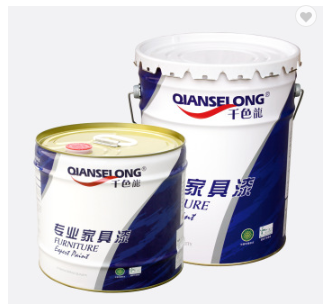 Clear wood lacquer finish paint