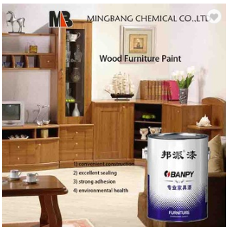 Clear wood finish lacquer