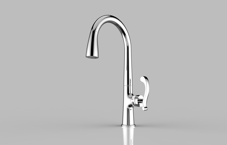 Kitchen tap K33732-261CH