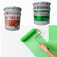 High quality wholesale house decoration Waterproof Interior Wall Paint price