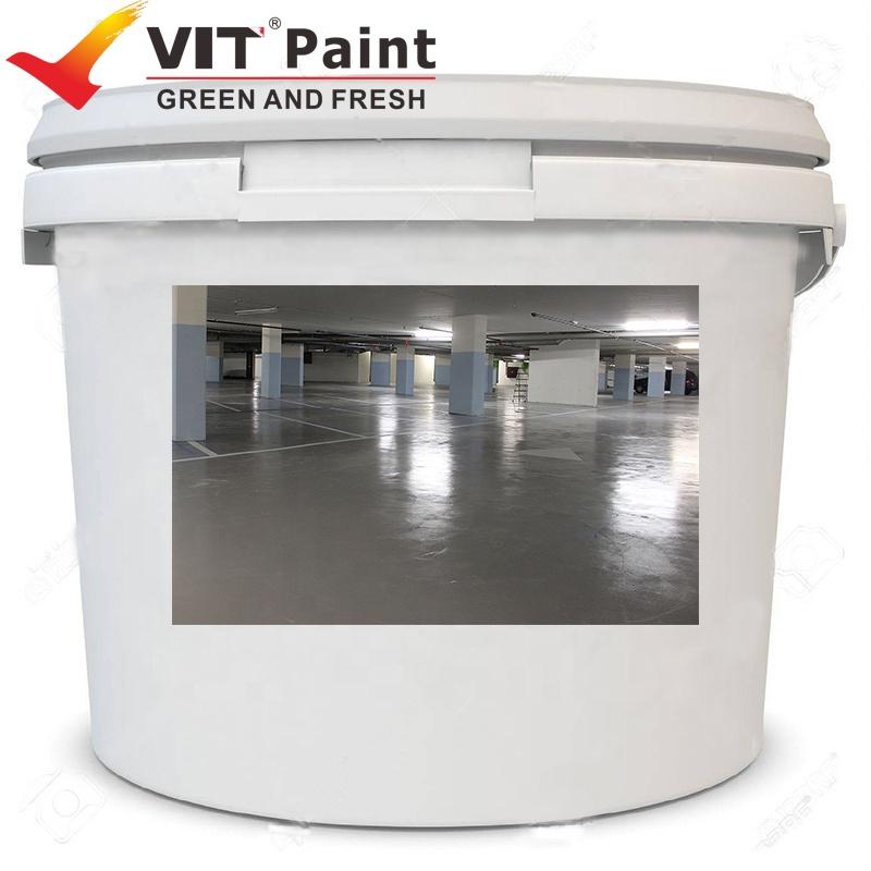 WGM-9562 VIT Epoxy Main Raw Material and Industry Paint Usage liquid coating