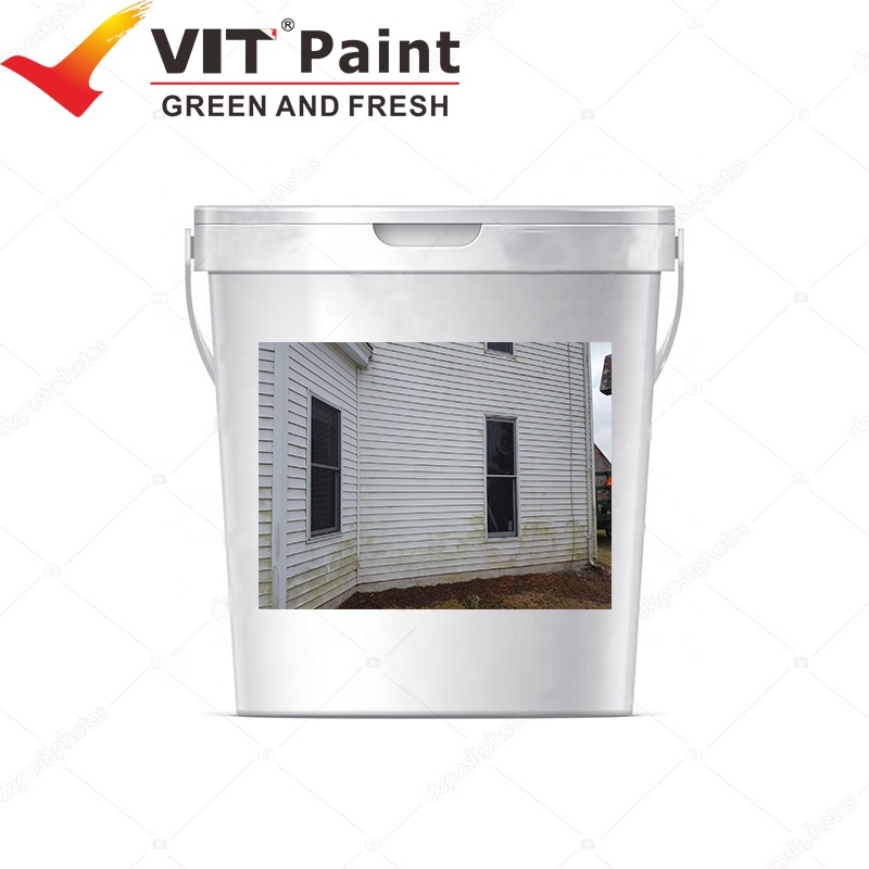 VIT SWF-3331 Single component Super hydrophic self cleaning waterproof Coating for building concrete