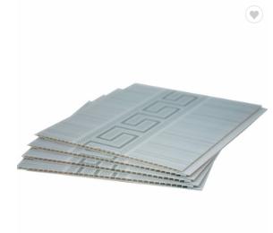 Construction Material Flexible Plastic PVC Ceiling Panel