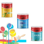 liquid latex for wall coating
