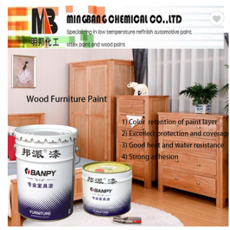 PU furniture lacquer wood paint coating