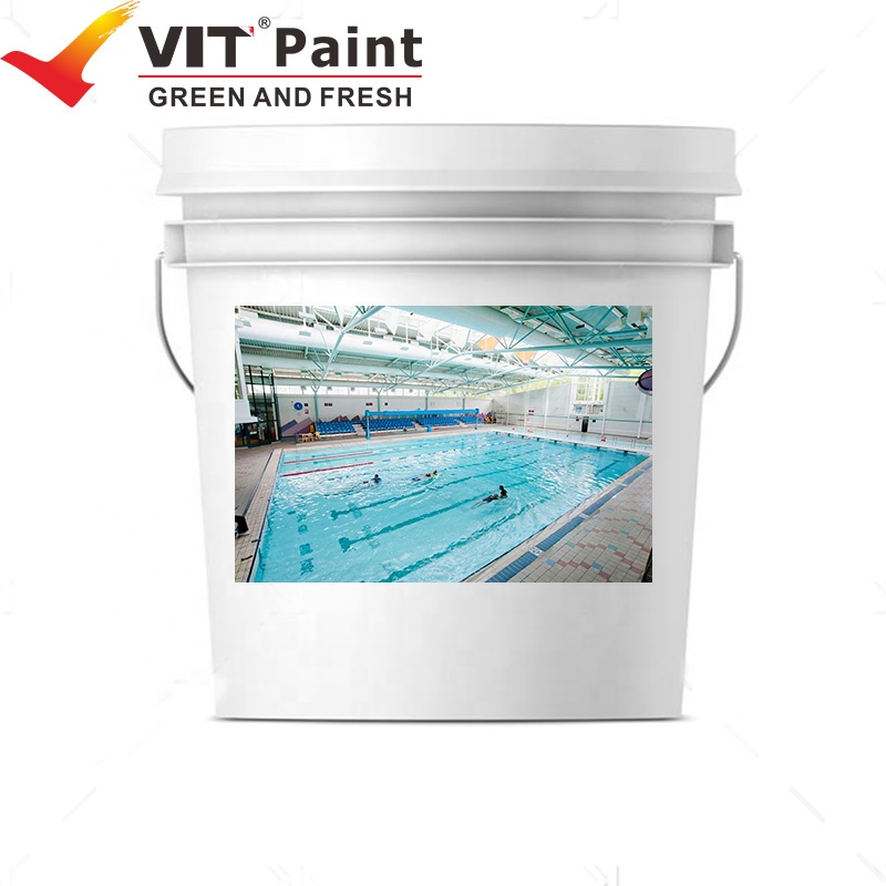 VIT SWJ-3311 Two Componend Building Coating Usage JS waterproof interior wall paint