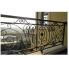 JQ-BR030 Wrought Iron French Balcony Railing