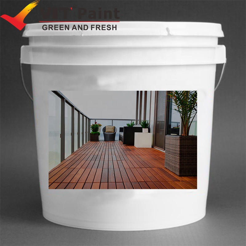 VIT-178 Brush Application Method and Liquid Coating State roof water resistance paint waterproofing paint for showers