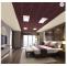 2019 Waterproof Decorative Drop False Ceiling Tiles PVC Panels