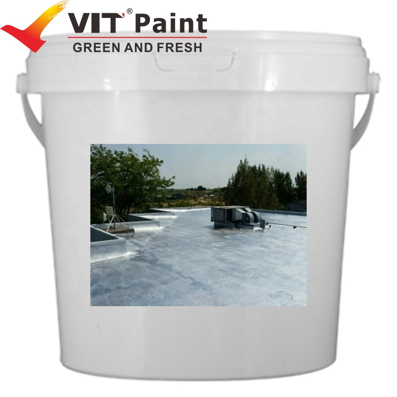 VIT SWJ-3301 Hot Sale Waterproof coating Two Component JS Elastic Waterproof Paint