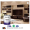 High gloss top coat paint for wooden furniture