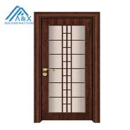 Good Sale Italian Style Solid Wood Glass Door