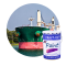 Alloprene paint chlorinated rubber Anticorrosive Finish paint