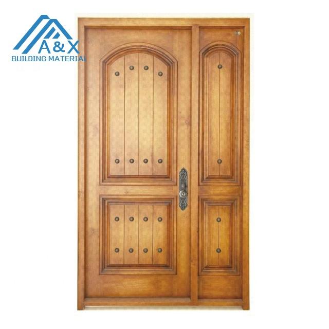 Fashion Design Real Wood Door/timber door