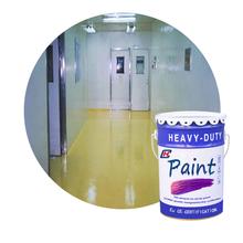 Tianjin supplier scuff resistance water based epoxy floor sealing paint