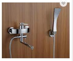 Long neck brass upc water saving bathtub mixer