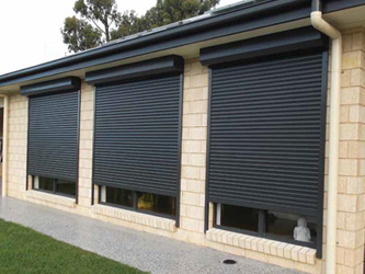 hot sale bullet proof interior roller shutter