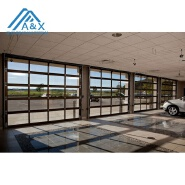 Wonderful Good Design Glass Garage Door