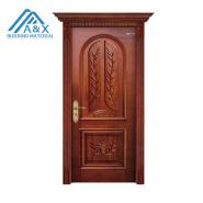Carved Solid Wood Door