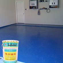 Factory price epoxy floor paint, cement floor paint