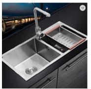 China supplier exquisite stainless steel kitchen sink