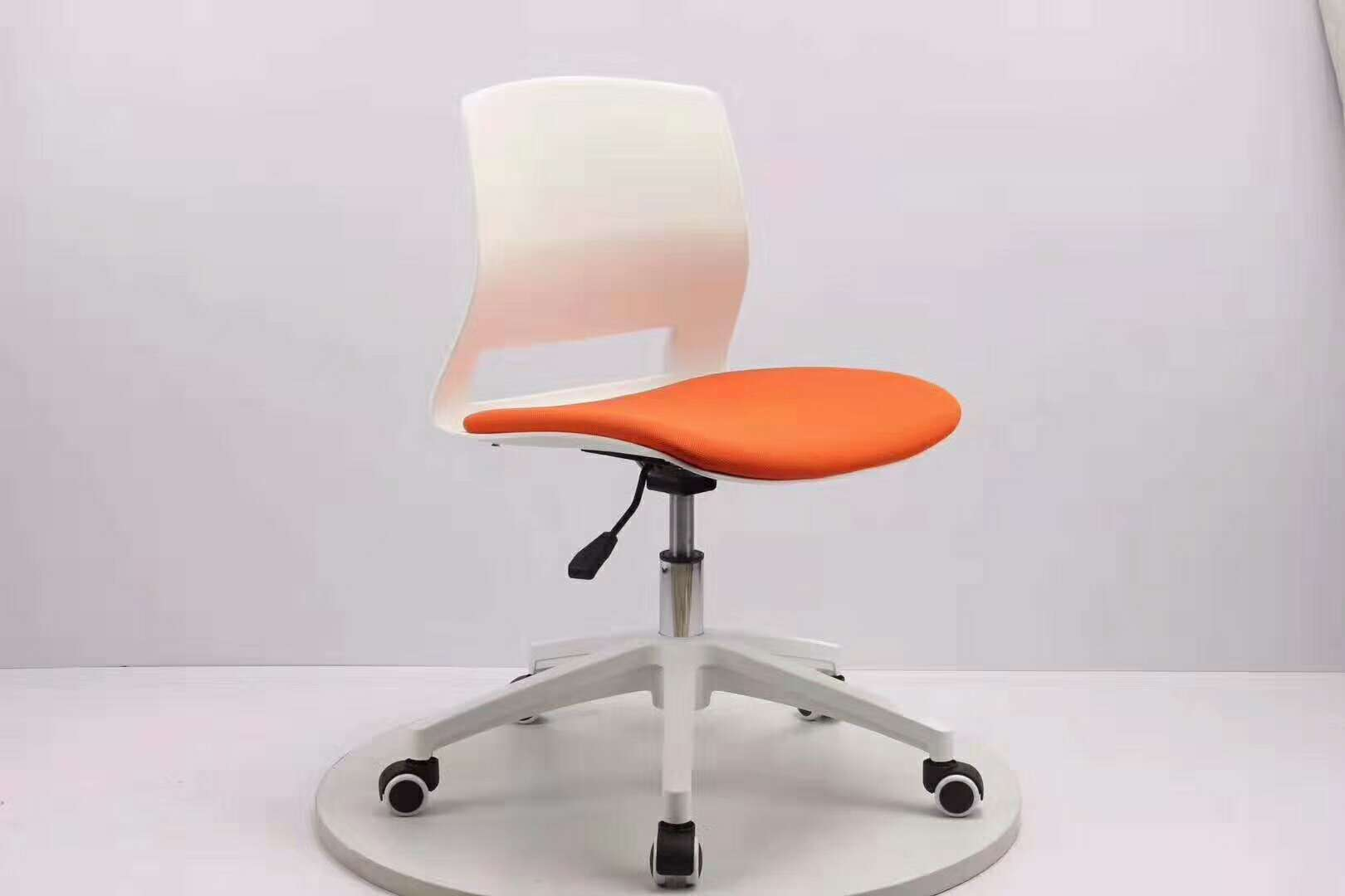 Plastic office chair