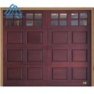 Automatic Wood Villa Garage Door