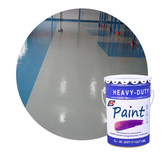 environmental friendly Water based epoxy floor coating