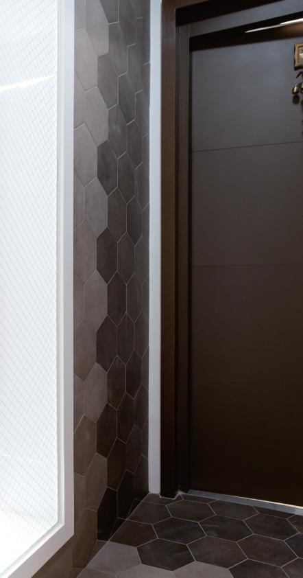 Hexagon Deco Tile
