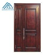 European Style 100% Real Wood Door