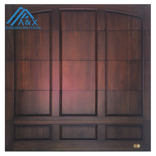 Automatic Wood Villa Garage Door