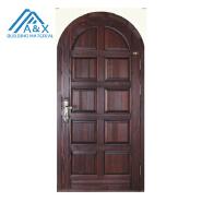 Solid Wood Entrance Door