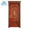 Wonderful Germany Style Carved Solid Wood Door/Good quality