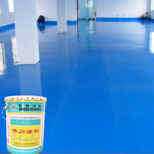 Excellent floor coating Modified Epoxy Acid-base Resistant Paint
