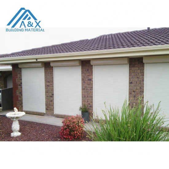 Best Sell Aluminum Roller Shutters in China