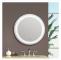Professinal produce OEM Sensor touch round hotel vanity led mirror