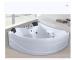 Popular design acrylic White color two person bathroom bathtub