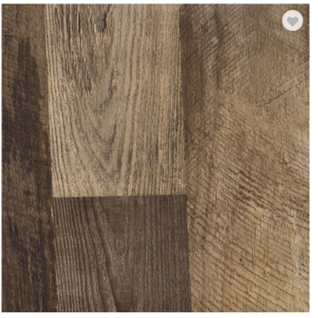 Wood Design Waterproof Decorative Plastic SPC Flooring Tile