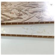 Fasion Interior Decorative Wall Panel Bamboo Fiber Environmental WPC PVC Wall Cladding